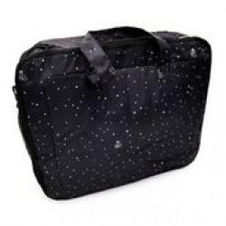 My Bag's - Torba Weekend Bag Confetti Black | Esy Floresy