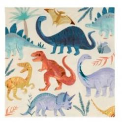 Meri Meri - Tatuaże Królestwo dinozaurów | Esy Floresy