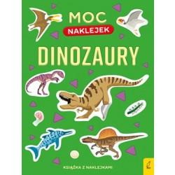 Dinozaury. Moc naklejek | Esy Floresy