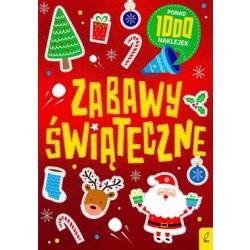 Zabawy świąteczne. Ponad 1000 naklejek | Esy Floresy