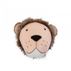 Childhome - Filcowa głowa lwa na ścianę | Esy Floresy