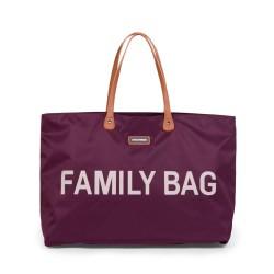 Childhome - Torba Family Bag Aubergine | Esy Floresy