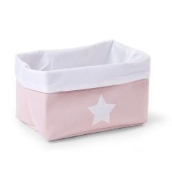 Childhome - Pudełko płócienne 32 x 20 x 20 cm Soft Pink | Esy Floresy