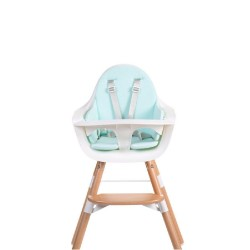 Childhome - Ochraniacz Frotte do krzesełka Evolu 2 Mint Blue | Esy Floresy