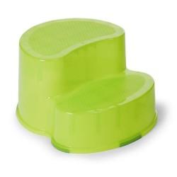 Childhome - Podest dwustopniowy i krzesełko 2w1 Lime | Esy Floresy