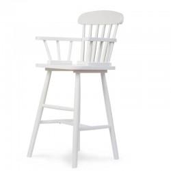 Childhome - Krzesełko wysokie dziecięce Atlas white   Esy Floresy