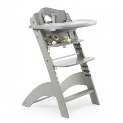 Childhome - Krzesełko do karmienia Lambda 3 Stone Grey | Esy Floresy