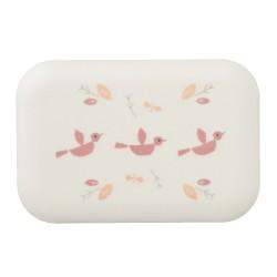 Fresk - Bambusowe pudełko śniadaniowe Ptaszki | Esy Floresy
