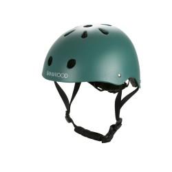 Banwood - Dziecięcy kask rowerowy Green | Esy Floresy