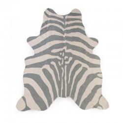 Childhome - Dywan Zebra 145x160 grey | Esy Floresy