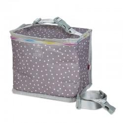 My Bag's - Torba termiczna Picnic Bag My Sweet Dream's grey | Esy Floresy