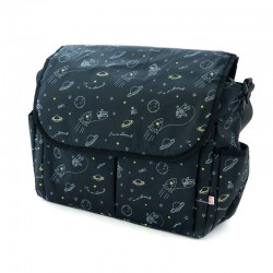 My Bag's - Torba do wózka Flap Bag Cosmos | Esy Floresy