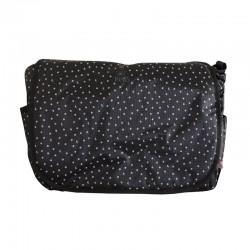 My Bag's - Torba do wózka Flap Bag My Sweet Dream's black   Esy Floresy