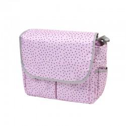 My Bag's - Torba do wózka Flap Bag My Sweet Dream's pink   Esy Floresy