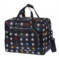 My Bag's - Torba Maternity Bag My Stars black   Esy Floresy