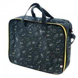 My Bag's - Torba Weekend Bag Cosmos   Esy Floresy