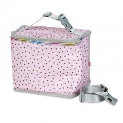 My Bag's - Torba termiczna Picnic Bag My Sweet Dream's pink   Esy Floresy
