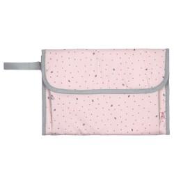 My Bag's - Przewijak Leaf Pink   Esy Floresy