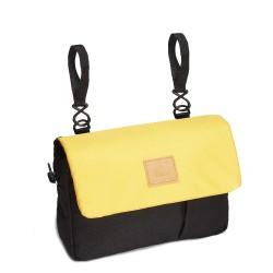My Bag's - Organizer do wózka Eco Black/Ochre | Esy Floresy