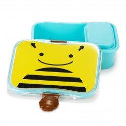 Skip Hop - Pudełko śniadaniowe Zoo Pszczółka | Esy Floresy
