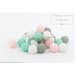 Cotton Balls Mariposa - 10 kul | Esy Floresy