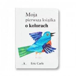 Moja pierwsza książka o kolorach | Esy Floresy