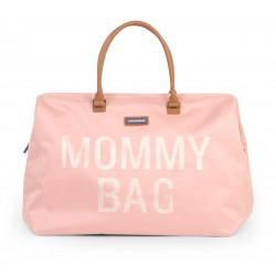 Childhome - Torba Podróżna Mommy Bag Różowa | Esy Floresy