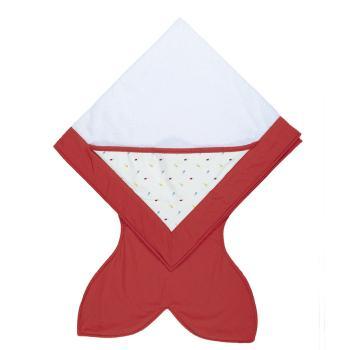 baby-bites-recznik-z-kapturkiem-88-x-88-cm-capsules-red