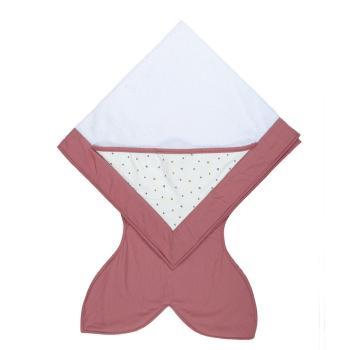 baby-bites-recznik-z-kapturkiem-88-x-88-cm-flies-pink