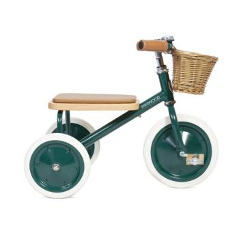 banwood-rowerek-trojkolowy-trike-dark-green
