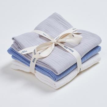 bim-bla-zestaw-trzech-pieluszek-muslinowych-niebieski