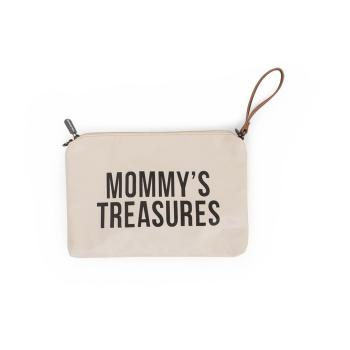 childhome-saszetka-mommys-treasures-kremowa