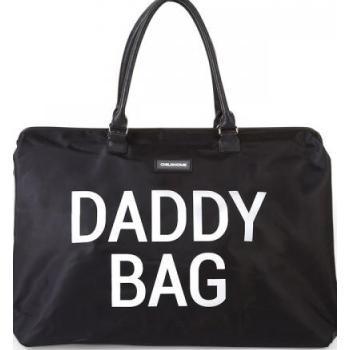 childhome-torba-podrozna-daddy-bag-czarna
