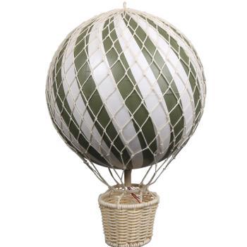filibabba-balon-20-cm-olive-green