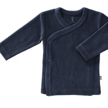 fresk-kardigan-welurowy-6-12-miesiecy-indigo-blue