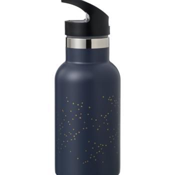 fresk-termos-350-ml-zlote-kropki-indigo