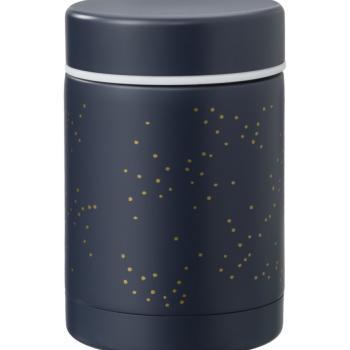 fresk-termos-na-jedzenie-300-ml-zlote-kropki-indigo
