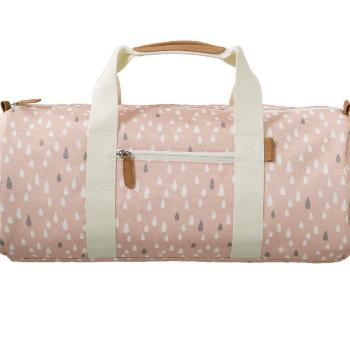 fresk-torba-weekend-bag-kropelki-pink