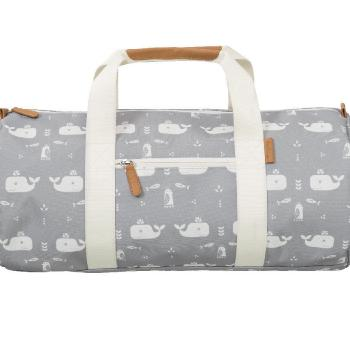 fresk-torba-weekend-bag-wieloryb-dawn-grey