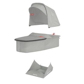 greentom-carrycot-grey-material