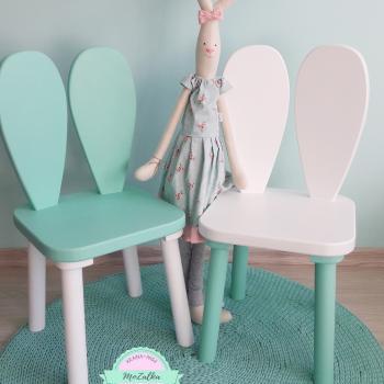 mozalka-krzeselko-krolik-zielony