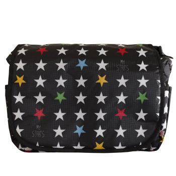 my-bags-torba-do-wozka-flap-bag-my-stars-black