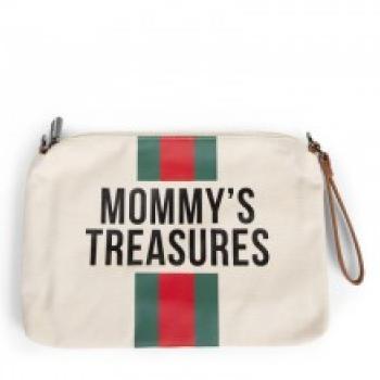 torebka-mommys-treasures-paski-zielono-czerwone