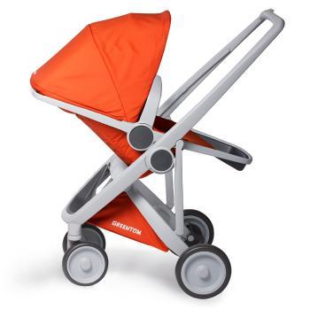 wozek-greentom-reversible-grey-orange